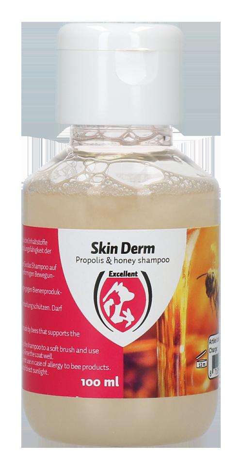 Skin Derm Propolis (Honing) Shampoo DE/EN