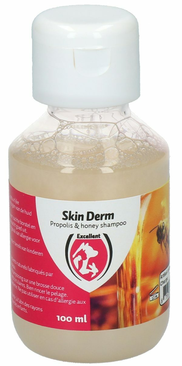 Skin Derm Propolis (Honing) Shampoo NL/FR