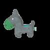 Tiny Doodles Donkey groen