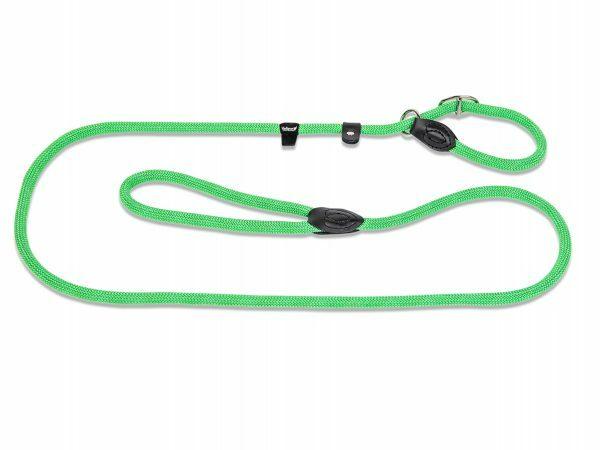 Lasso Classic Nylon groen 170cmx13mm L