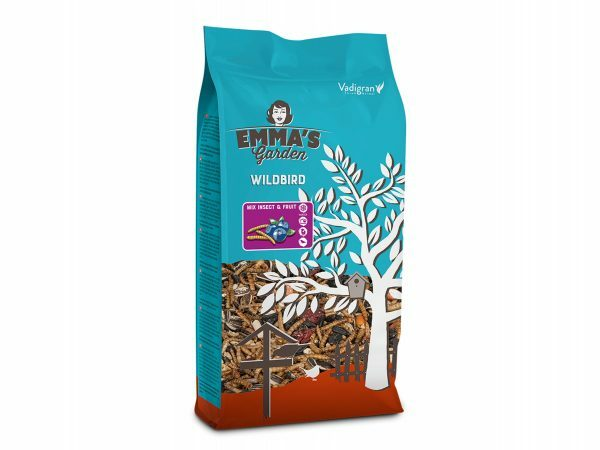 Emma Mix Insect & Fruit 850g
