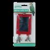 Bird mirror with bell