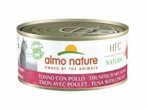 HFC Cats 150g Natural - Tonijn en kip