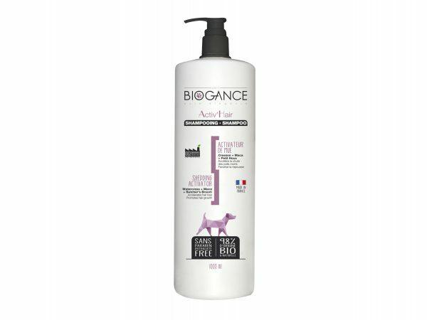 BIOGANCE hond rui-activatie shampoo 1 L