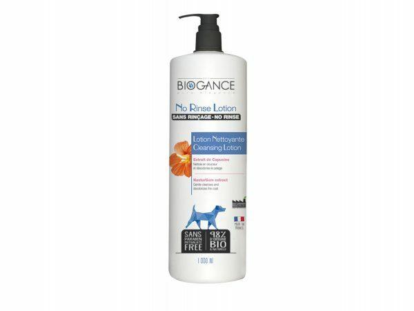 BIOGANCE hond droge shampoo 1 L