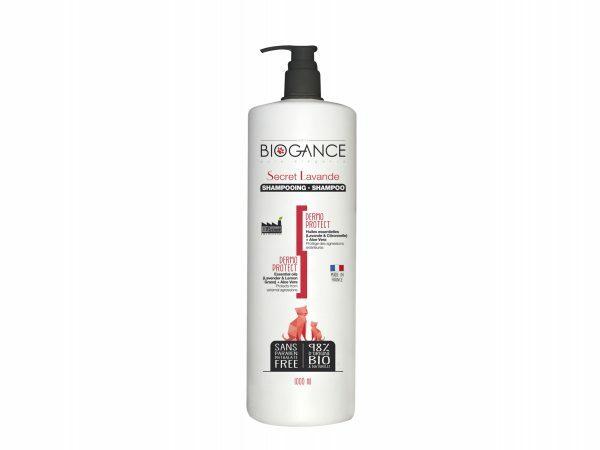 BIOGANCE kat shampoo lavendel 1 L