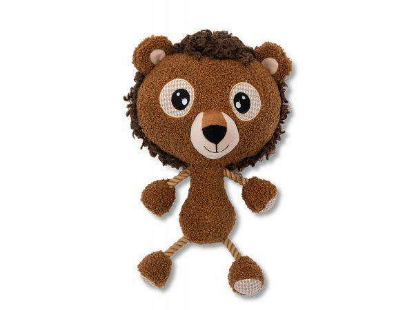 Speelgoed hond pluche Lilli Leeuw 30cm