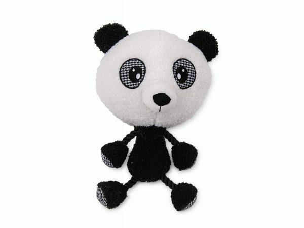 Speelgoed hond pluche Pia Panda 30cm