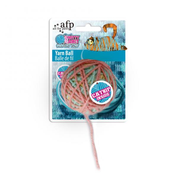 AFP Knotty Habit - Yarn Ball