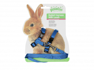 p24970  pawi39087 nylon harness for rabbit ass blue 1