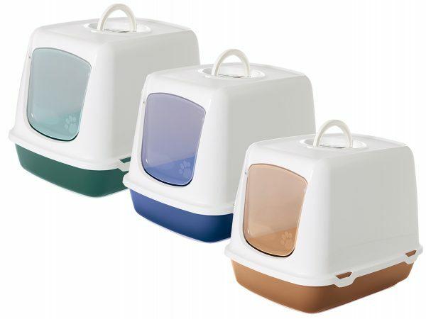 Toilethuis Oscar groen 50x37x39cm