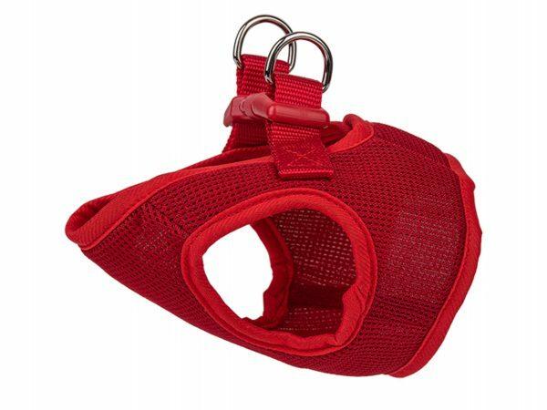 Vestharnas hond rood 33cm XS