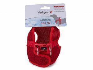 Vestharnas hond rood 42cm M