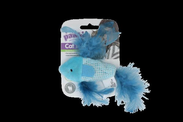 Pawise Catnip  Fish