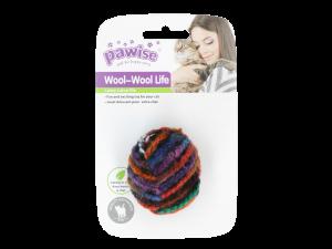 Pawise Meowmeow life - wool snack