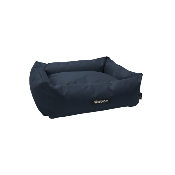 Wooff hondenmand Cocoon All Weather Antraciet 70x60x20cm