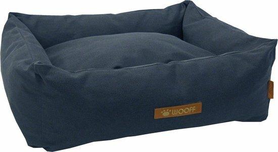 Wooff hondenmand Cocoon Vintage Blauw 70x60x20cm