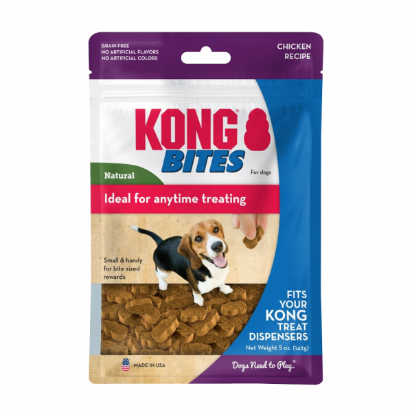 Kong Bites Chicken 142g