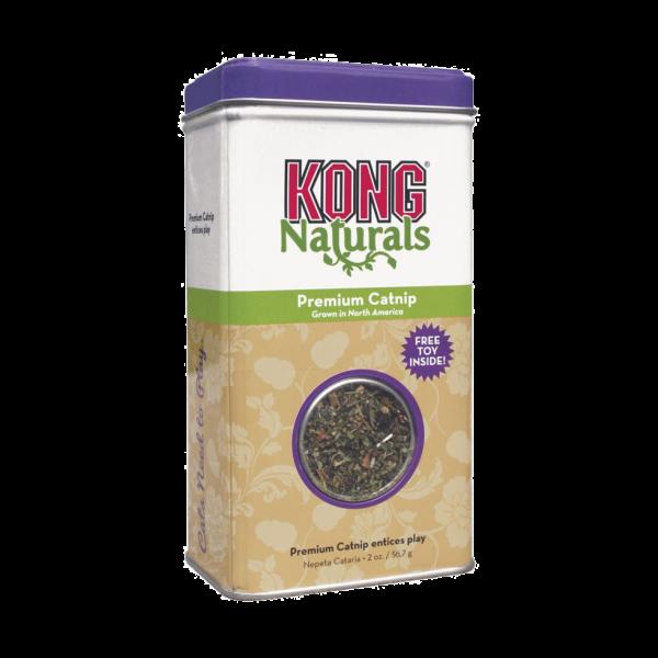 KONG Naturals Catnip 2 oz EU
