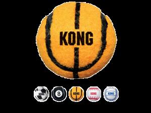 p25804  kongabs2e kong sport balls medium 3pk assorted styles 1