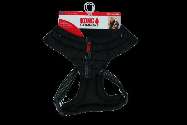 KONG Comfort harness M Black