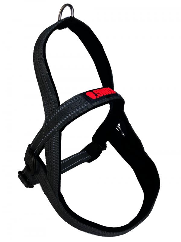KONG Norwegian harness XL Black