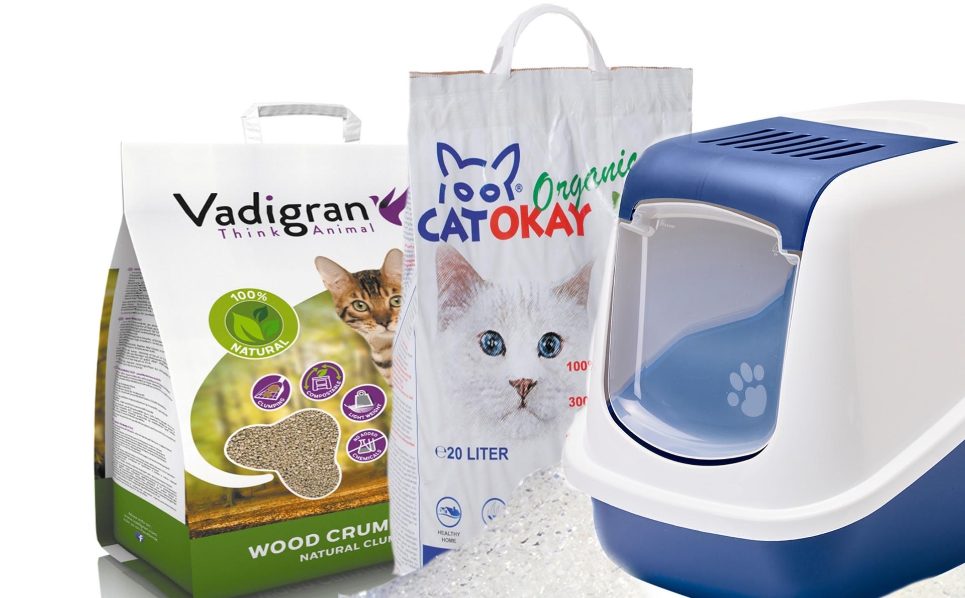 Hoe vaak de kattenbak reinigen
