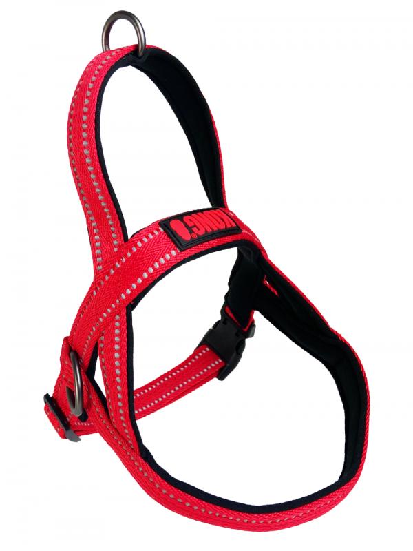 KONG Norwegian harness XL Red