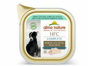 HFC Dogs 85g Complete Atlantische koolvis