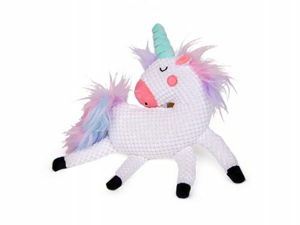 Speelgoed hond pluche Eenhoorn paard 32cm