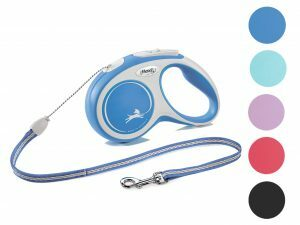 Flexi New Comfort S (koord 5m) blauw