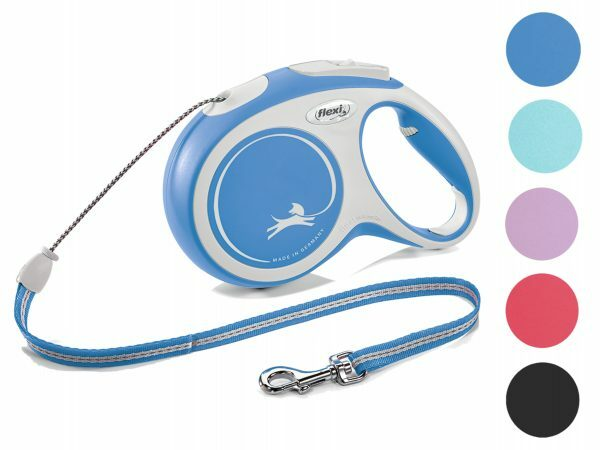 Flexi New Comfort M (koord 8m) blauw