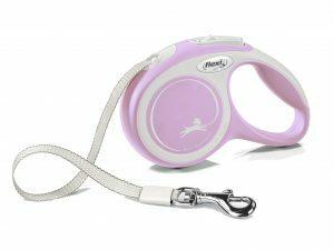 Flexi New Comfort XS (riem 3m) roze