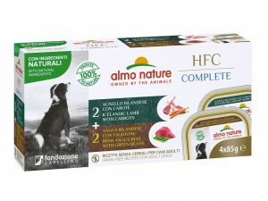 HFC Dogs 4x85g Complete Multipack - Rood vlees