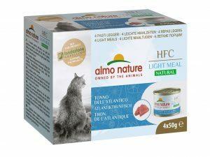 HFC Cats 4x50g Natural Megapack - Tonijn
