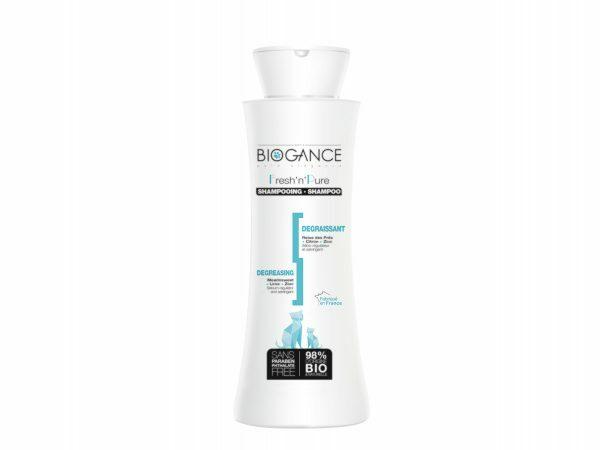 BIOGANCE kat vettige vacht shampoo 150ml