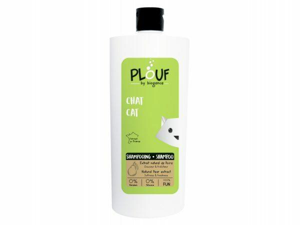 PLOUF kat shampoo 400ml