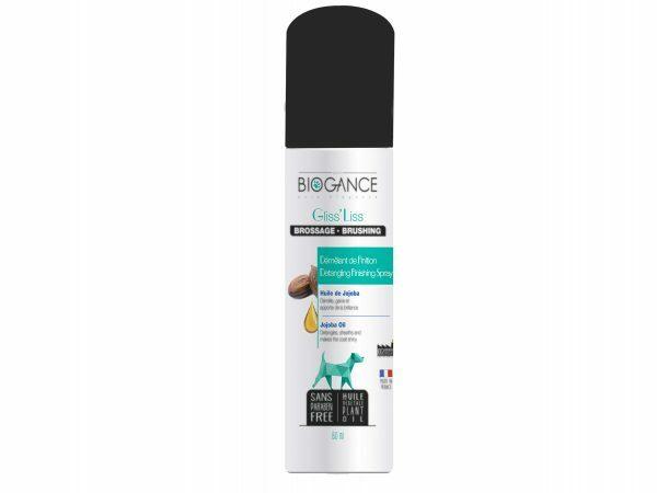 BIOGANCE Hond ontklitter spray Jojoba 150ml