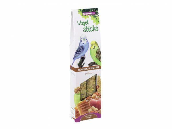ESVE Vogelsticks parkiet noten-honing (2)