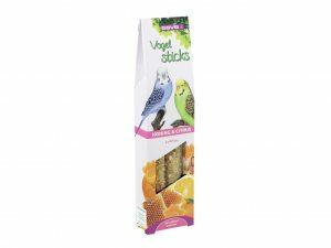 ESVE Vogelsticks parkiet citrus-honing(2)