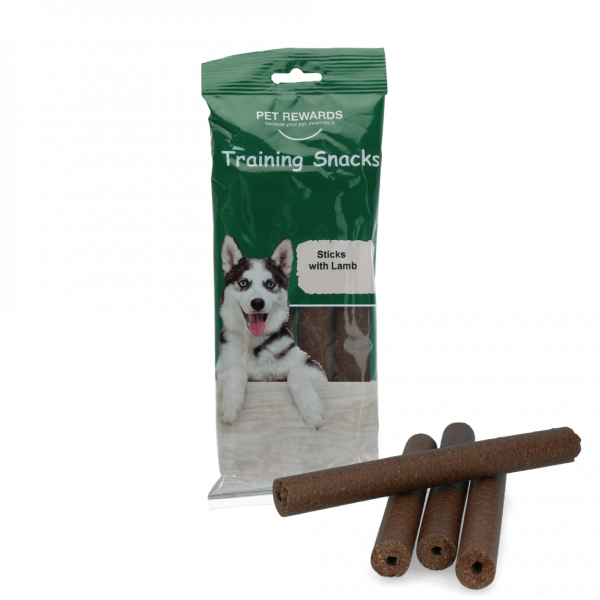 Pet Rewards Sticks with lamb