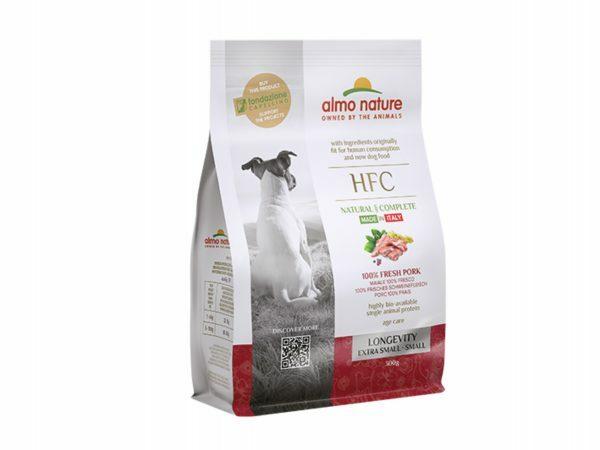 HFC Dry Dogs 300g XS-S Longevity- Varken