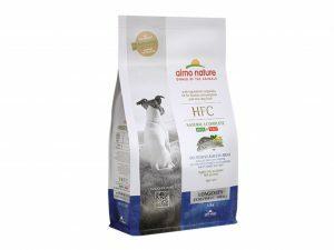 HFC Dry Dogs 1,2Kg XS-S Long- Zeebaars & Zeebrasem