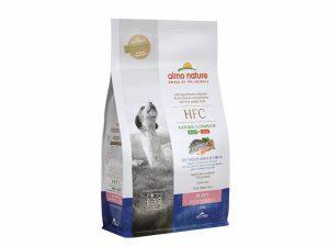 HFC Dry Dogs 1,2Kg M-L Puppy - Zeebaars & Brasem