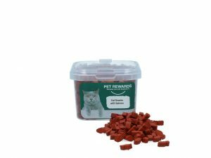 Pet Rewards Cat snacks with salmon