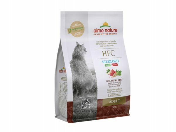 HFC Dry Cats 300g Sterilized - Rund