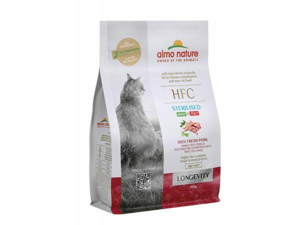 HFC Dry Cats 300g Sterilized Longevity - Varken