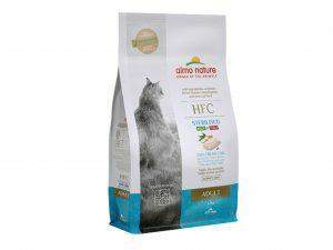 HFC Dry Cats 1,2Kg Sterilized - Kabeljauw