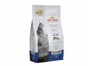 HFC Dry Cats 1,2Kg Sterilized Longevity - Zeebaars