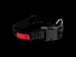 KONG Nylon Collars M Black